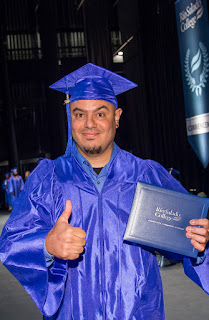 Photo of Mercado at Rio Salado 2015 Commencement