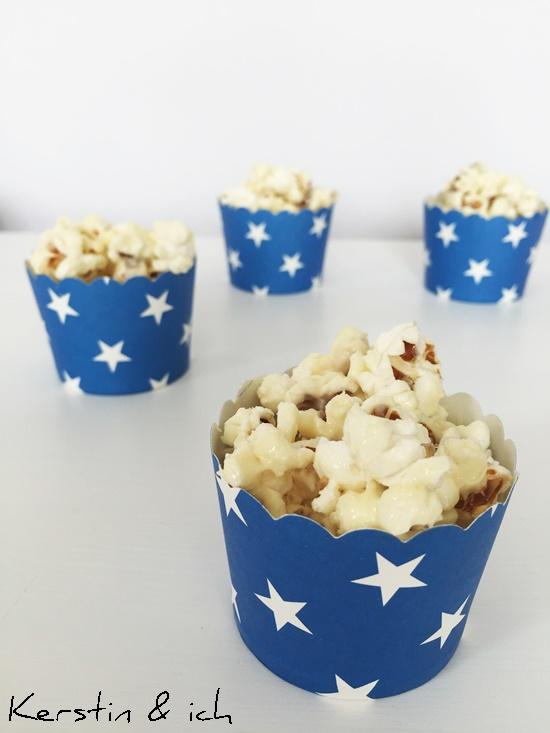 Schokolade Popcorn