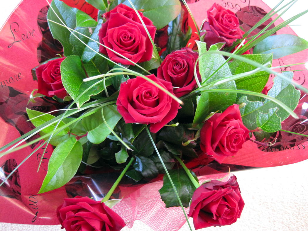 Roses from Interflora