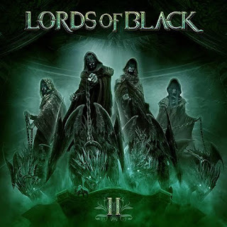Lords of Black - Lady of the Lake (Rainbow cover)