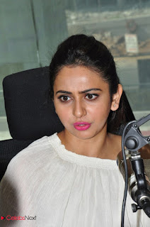 Actress Rakul Preet Singh Pictures at Radio Mirchi 10th Anniversary Celebrations  0036
