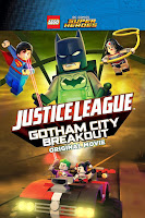 LEGO: Justice League - Gotham City Breakout (2016) Poster