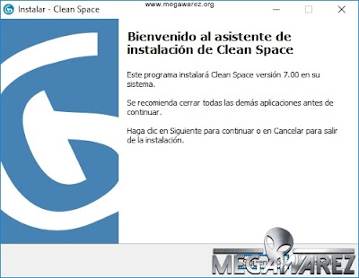 Clean Space 7 imagenes