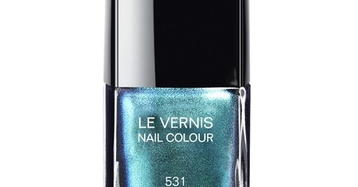 Dupe For Chanel Nail Polish Azur 233 531