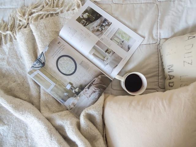 Hyviä asioita, positiivinen ajattelu, joulu, koti, sisustaminen, makuuhuone, oma aika