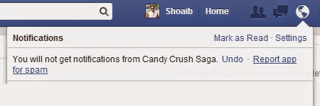04 - Get rid of Candy Crush Saga invites (in 5 seconds or less!)