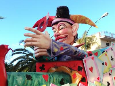 Carnevale 2018 in Campania