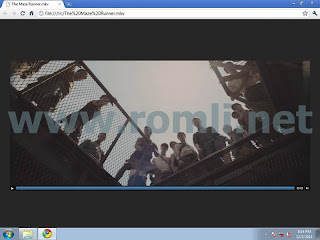 Player alternatif untuk file MKV dan WEBM