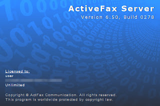ActiveFax Server 6.50 Build 0278 (x86/x64)