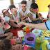 Projeto 'Alimentação Saudável' é desenvolvido com turmas da Educação Infantil da Escola Dinâmica