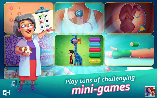Download Heart's Medicine MOD APK v4.0 Latest free on Android