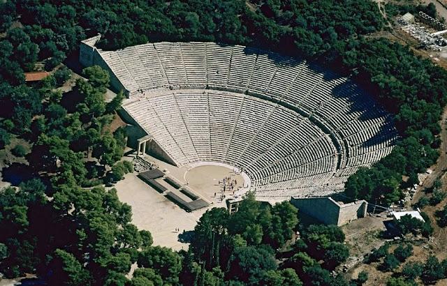 Πρωτιά επισκεψιμότητας για τον αρχαιολογικό χώρο της Επιδαύρου με αύξηση 69,5%