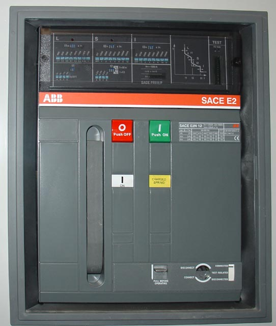 ACB (Air Circuit Breaker)