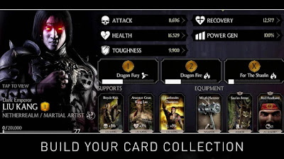Game android terbaru Mortal Kombat X 1.8.0 APK Full Gratis