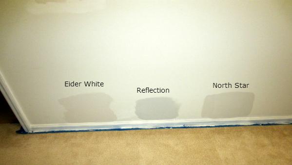 House Of M Amp Em Guest Room Hallway Progress Paint