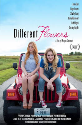 Different Flowers Poster
