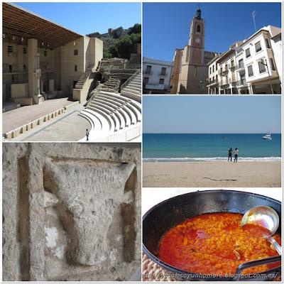Visita a Sagunto y arrocito en Canet de Berenguer
