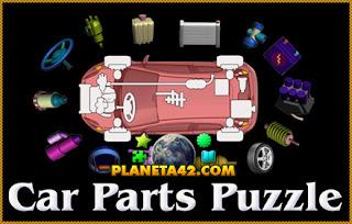 Car Parts Puzzle