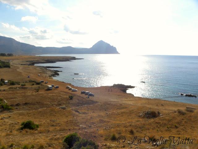 Sicilia , verso san Vito Lo Capo