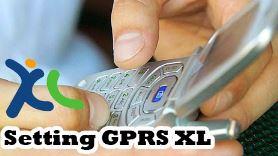 cara mengaktifkan jaringan GPRS XL