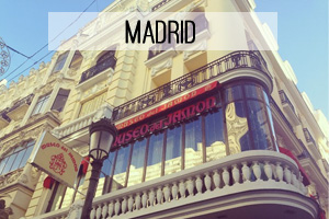 city guide Madrid