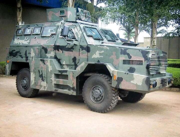 Image result for Insurgency: Nigerian Army to inaugurate four Mine-Resistant Ambush Protected Vehicles