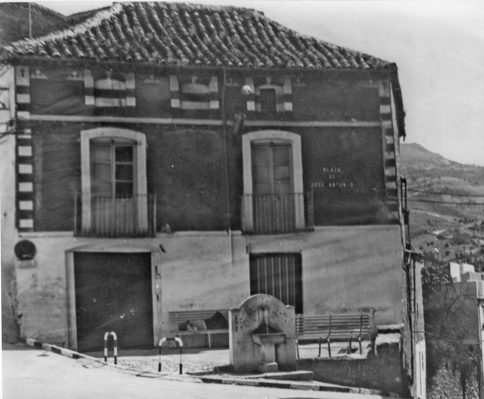 Los villares en la memoria del arrendamiento de una casa para la maestra en - Tiempo los villares jaen ...