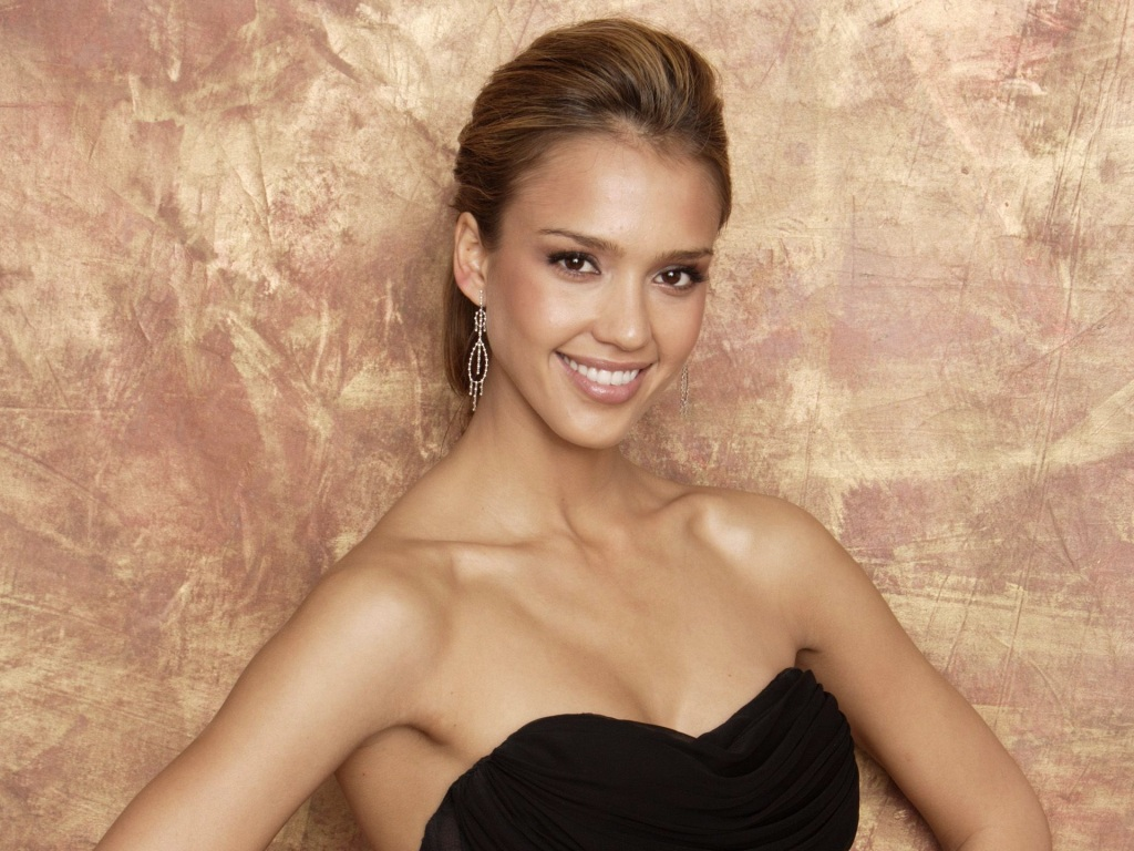 Jessica Alba Wallpapers  3D Wallpaper  Nature Wallpaper -1416