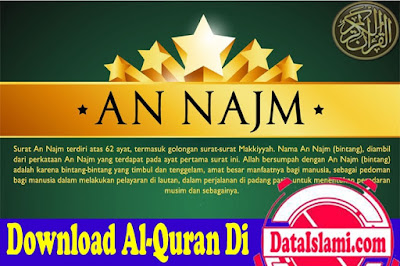 Download Surat An Najm Mp3 Suara Merdu Gratis