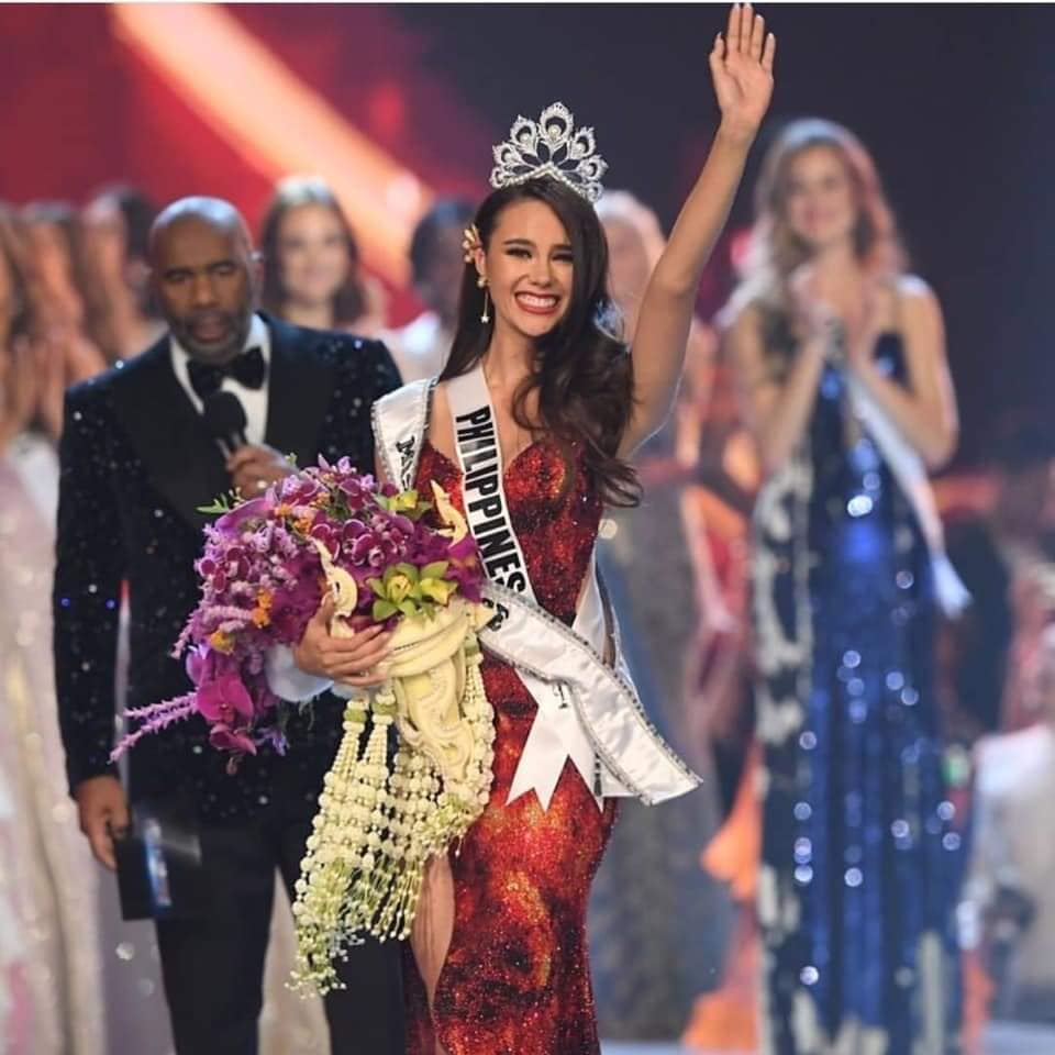 Congratulations from South Cotabato: Catriona Gray is Miss Universe 2018!