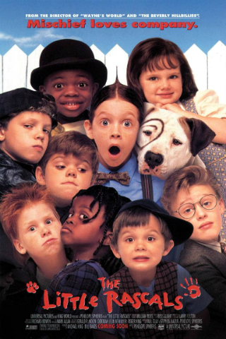 The Little Rascals [1994] [DVDR] [NTSC] [Latino]