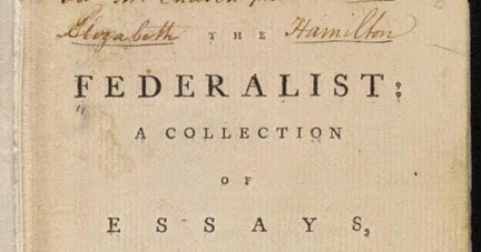 who were the three authors of the federalist essays