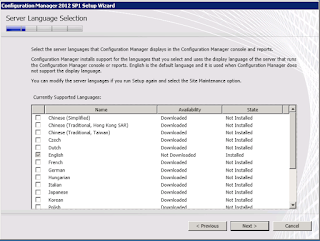 How to upgrade System Center Configuration Manager 2012 to SP1 6