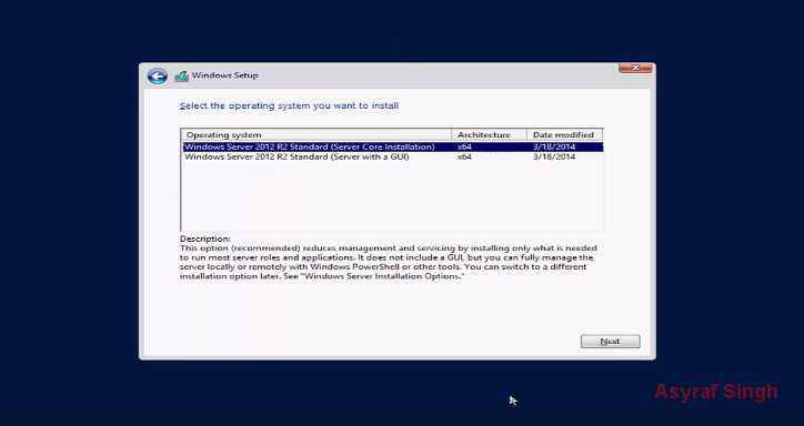 how to create system image windows server 2008 r2