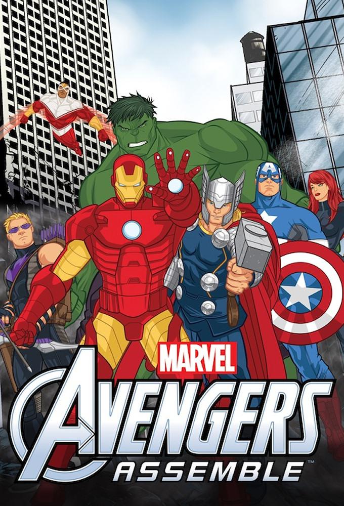 Avengers Assemble Season 1 - Free Cartoon Series And Movies-7669