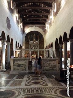 Igreja Bocca della Veritá em Roma