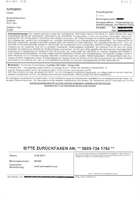 Fax | BDN Media | Bürgerinfo | 10.06.2015