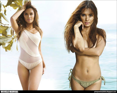 Michelle Madrigal In FHM 3