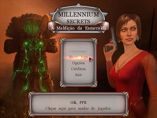 Millennium Secrets - A Maldição da Esmeralda