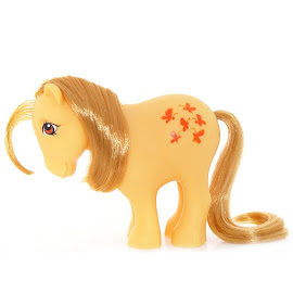 MLP Butterscotch Year One Collector Ponies (FF) G1 Pony