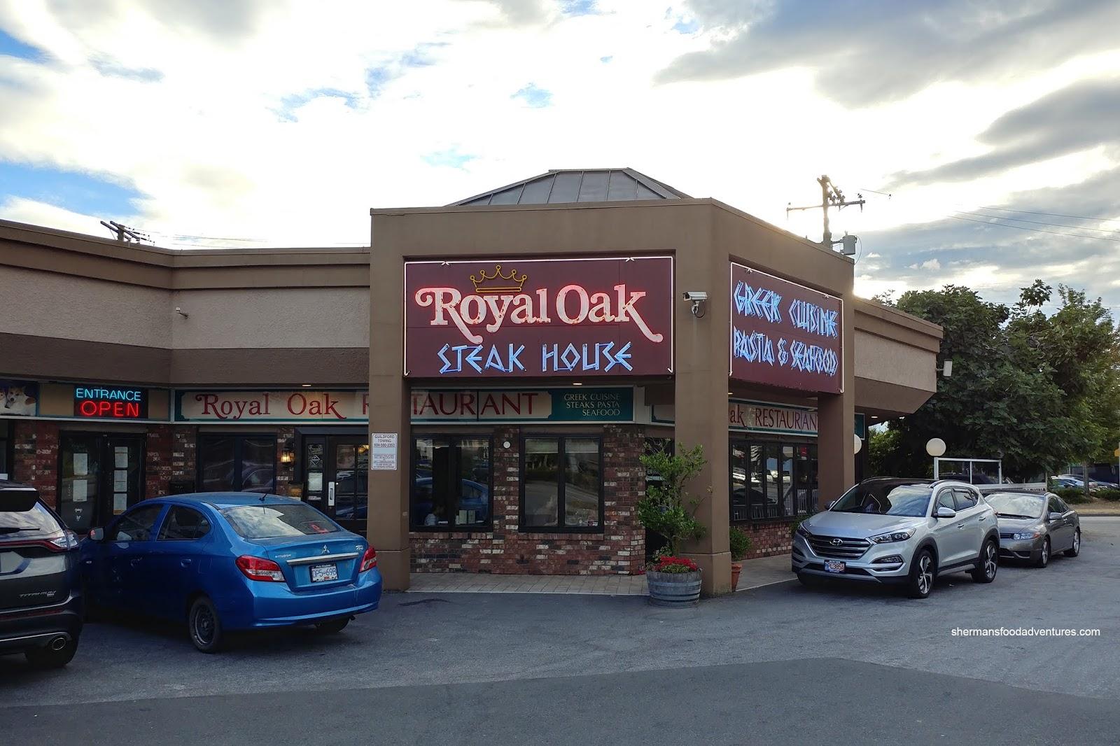 Shermans Food Adventures Royal Oak Restaurant
