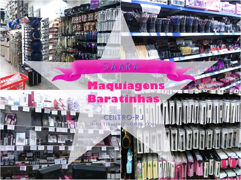 103163848 Lojas do Saara  Maquiagens e Organizadores - Blogueira Expert