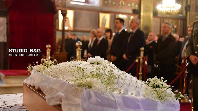 Την Κυριακή το μνημόσυνο των Μεγάλων Ευεργετών του Ναυπλίου