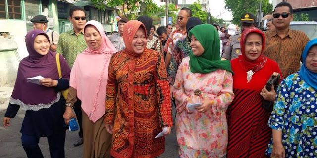 Ditinggal Ahok, PDIP kembali jual nama Risma dan Ganjar