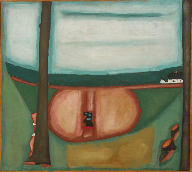 18ac31a9d77060 O sztuce. Blog Justyny Napiórkowskiej: Jerzy Nowosielski ( 1923-2011)