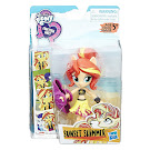 My Little Pony Equestria Girls Minis Beach Collection Beach Collection Singles Sunset Shimmer Figure