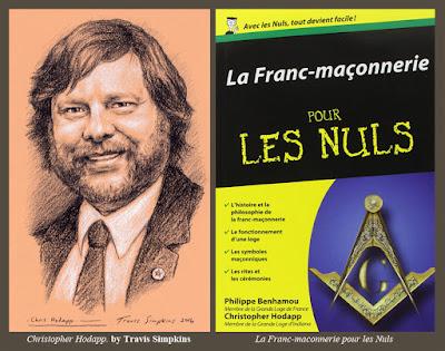 Christopher Hodapp. Freemason. by Travis Simpkins. La Franc-maconnerie pour les Nuls