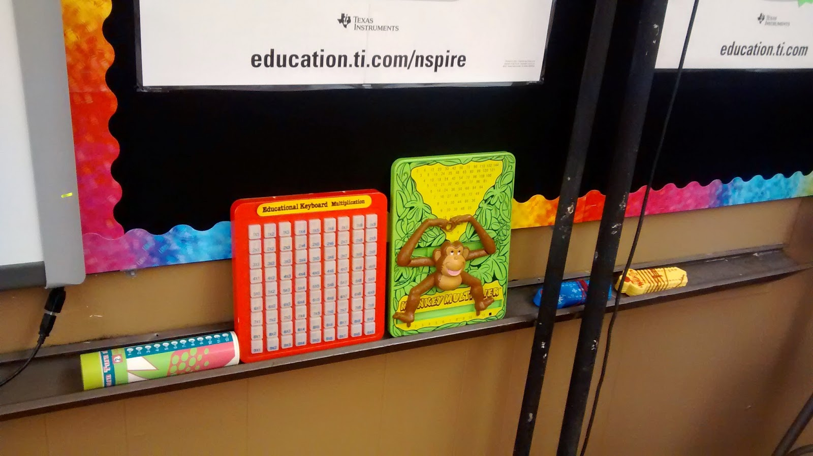 Math = Love: 2014-2015 Classroom Pics - My Most Colorful