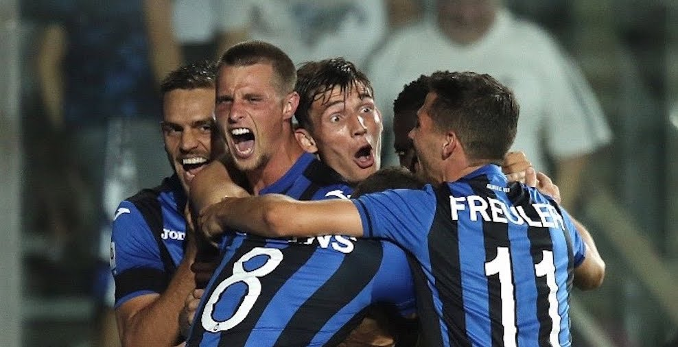 Copenaghen-ATALANTA Streaming Gratis: info Facebook YouTube, dove vederla con il cellulare