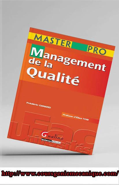 Télécharger Livre Management de La Qualité en pdf